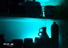 Подсветка полок шкафов