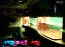 Подсветка лимузина